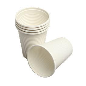 Disposable Cups 6oz/180ml Per pkt (50 cups) – 100% Biodegradable-0